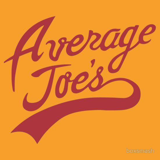 Average Joe's by boxsmash T-Shirt