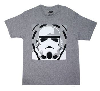 Minimal Trooper - Star Wars Sheer T-shirt