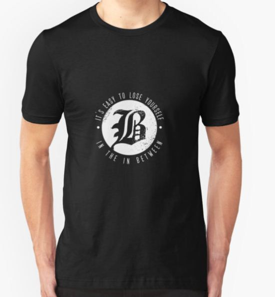 Beartooth In Between T-Shirt by CLIVEDIZZLE T-Shirt