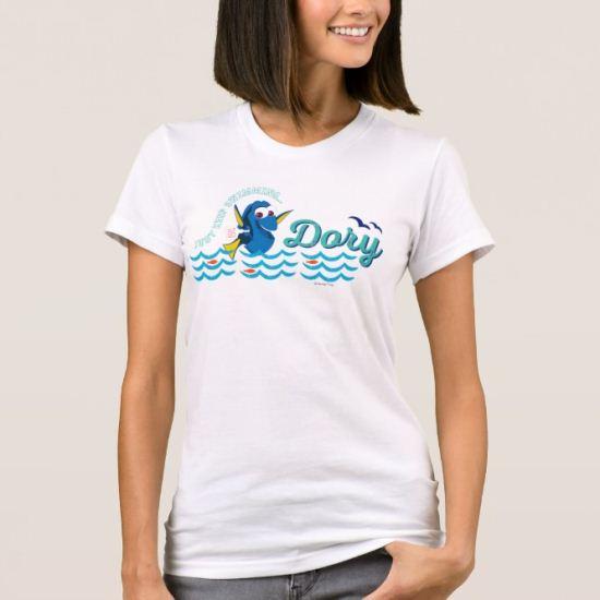 Dory   Just Keep Swimming T-Shirt