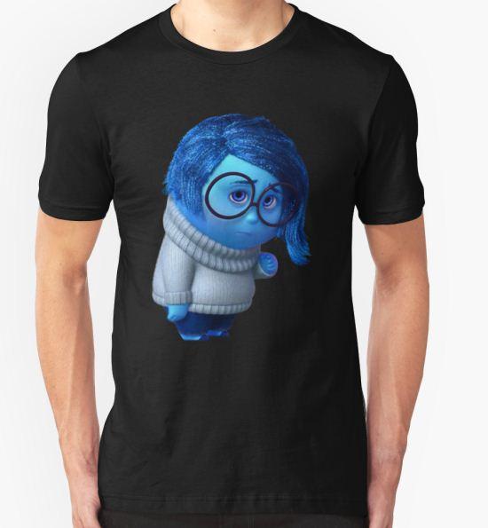 inside out sadness T-Shirt by jaja88 T-Shirt