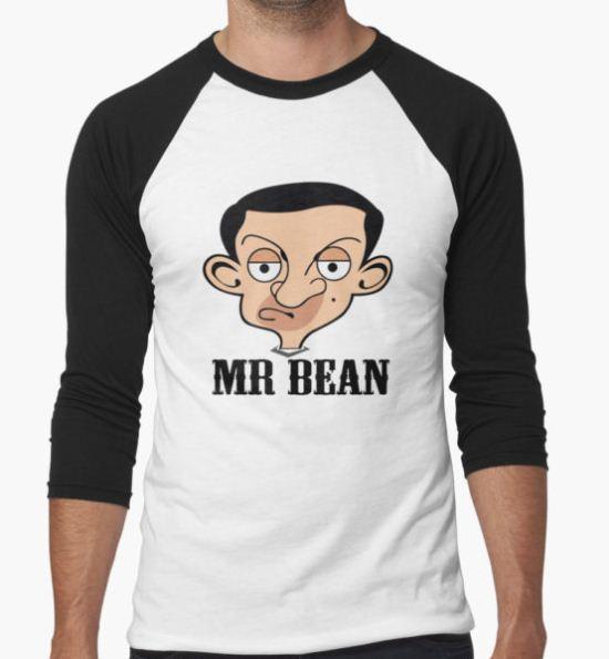 Mr Bean - Cartoon T-Shirt by MonkeyKingkong T-Shirt