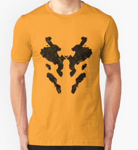Rorschach Vintage Watchmen T-Shirt by Coccomedian T-Shirt