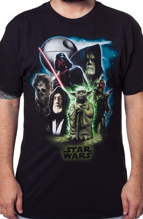 Universe Star Wars T-Shirt
