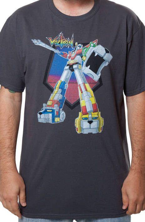 Blazing Sword Voltron T-Shirt