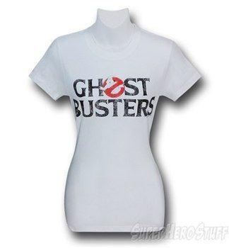 Ghostbusters Symbol Logo Women's T-Shirt