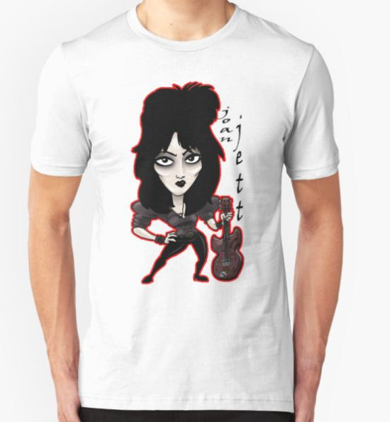 JOAN JETT T-Shirt by minggudesember T-Shirt