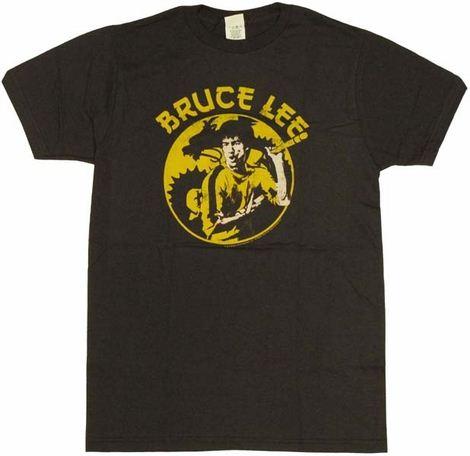 Bruce Lee Dragon T-Shirt Sheer