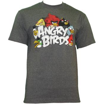 Angry Birds Logo T-Shirt