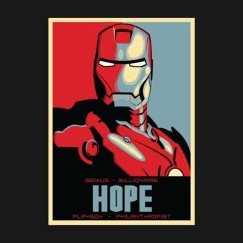IRON MAN HOPE