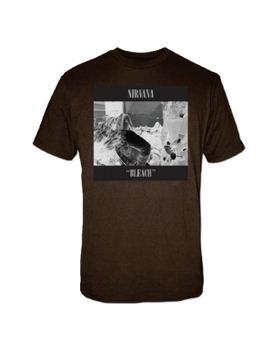 Nirvana Bleach Men's T-Shirt