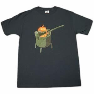 Calcifur Fire Demon (T-Shirt)