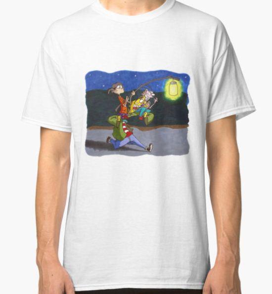 Ed Edd n Eddy Classic T-Shirt by little-ampharos T-Shirt