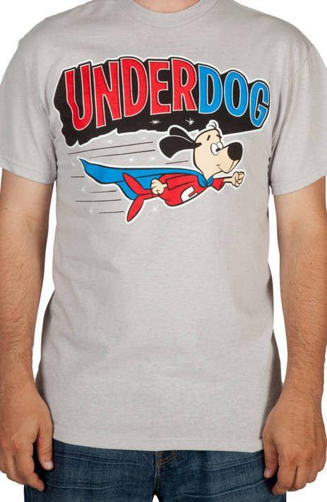 Flying Underdog Shirt