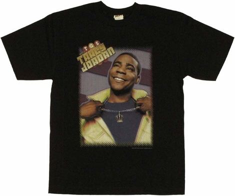 30 Rock Tracy T Shirt