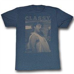 Animal House Shirt Classy Adult White Tee T-Shirt