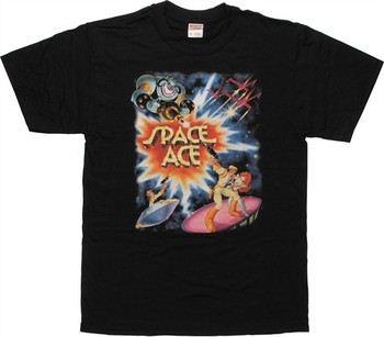 Space Ace Blast T-Shirt