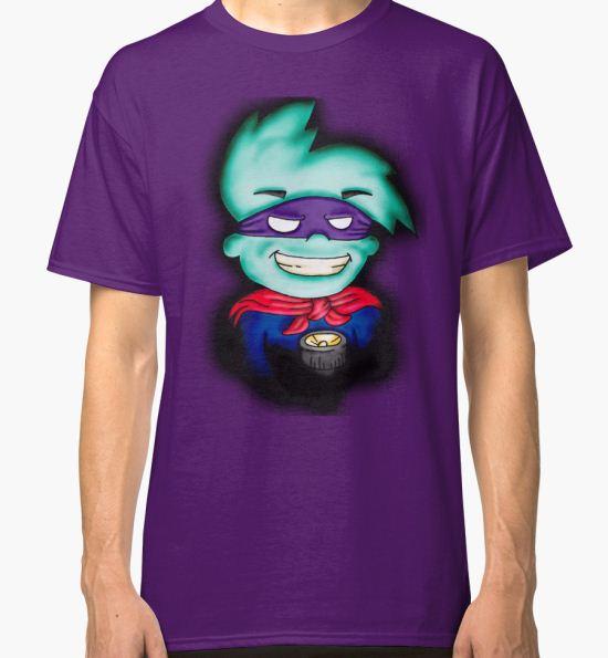 Sam the Illuminator Classic T-Shirt by Sebastian White T-Shirt
