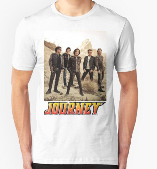 MONI05 Journey & The Doobie Brothers with special guest Dave Mason TOUR 2016 T-Shirt by MONICSEP T-Shirt