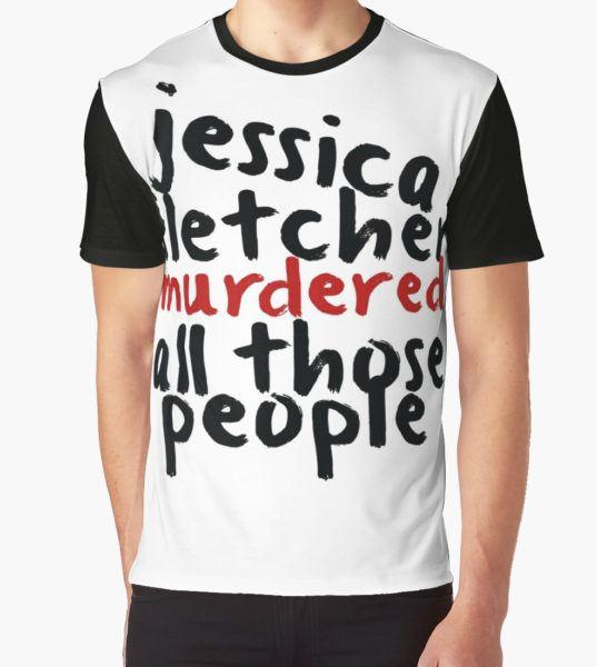 The truth Graphic T-Shirt by Rhys Nicholson T-Shirt