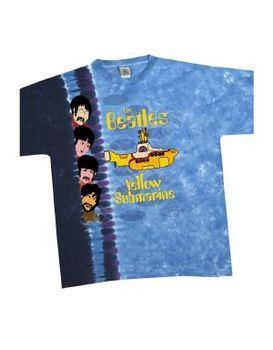 The Beatles Yellow Submarine Men's T-Shirt