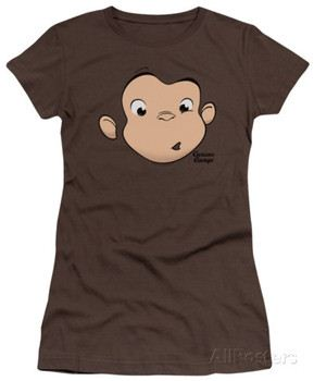 Juniors: Curious George - George Face