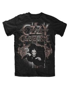 Ozzy Osbourne Riding Demons Men's T-Shirt
