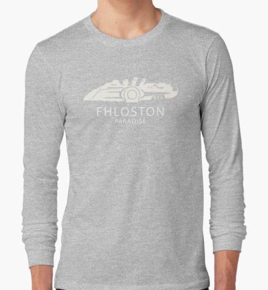 Fhloston Paradise v2 T-Shirt by chazy73 T-Shirt