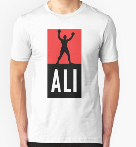 11 awesome muhammad ali t shirts. Black Bedroom Furniture Sets. Home Design Ideas
