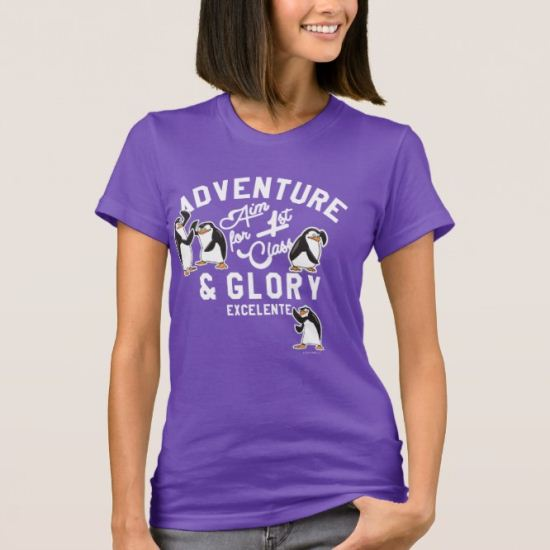 Adventure and Glory T-Shirt