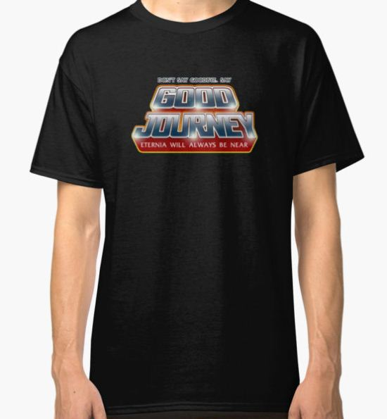 Good Journey Classic T-Shirt by Paulychilds T-Shirt