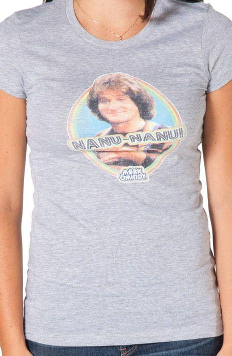 Ladies Nanu Nanu Shirt
