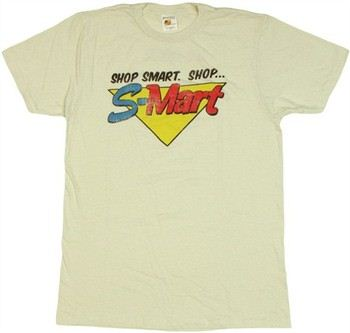 Army of Darkness Shop Smart Shop S-Mart T-Shirt Sheer