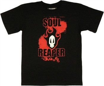 Bleach Soul Reaper T-Shirt