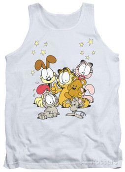 Tank Top: Garfield - Friends Are Best