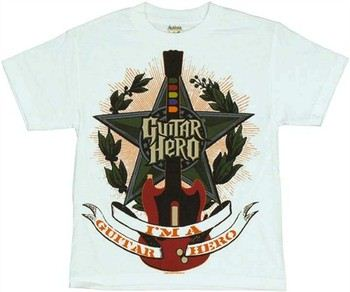 Guitar Hero I'm a Guitar Hero Youth T-Shirt