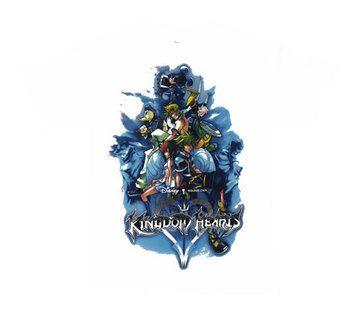 Game On - Kingdom Hearts T-shirt