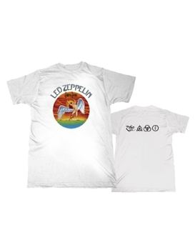 bfdc95d23 ... Led Zeppelin Colored Swan Song with Symbols Men's T-Shirt