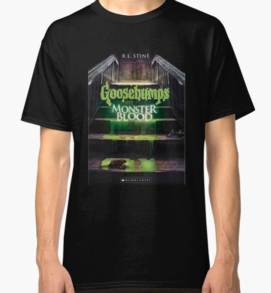 'Monster Blood 3 Goosebumps Story' Classic T-Shirt by litzywallace T-Shirt