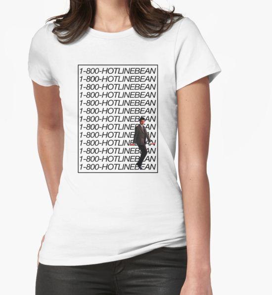 HOTLINE BEAN. T-Shirt by mariacarmel-a T-Shirt
