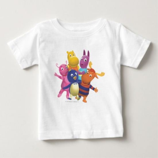 The Backyardigans | The Backyardigans Baby T-Shirt