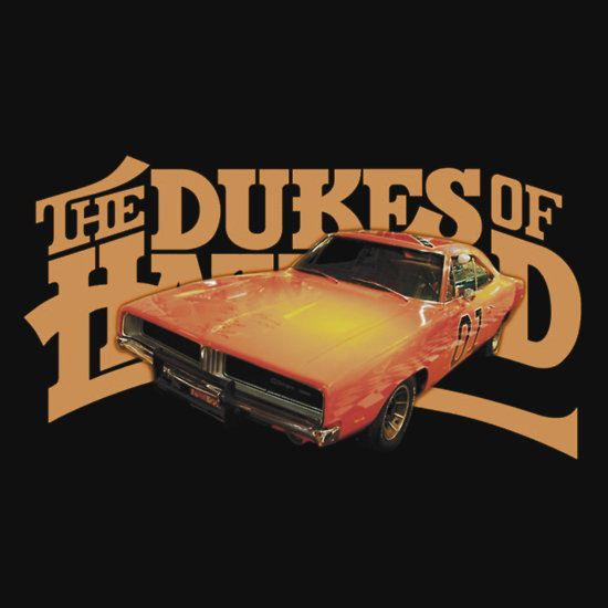 Dukes Of Hazzard Action Comedy Film by Andriean-Store T-Shirt