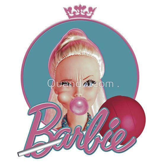 Barbie by Quan Shaw T-Shirt