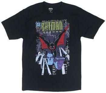 Batman Beyond - DC Comics T-shirt