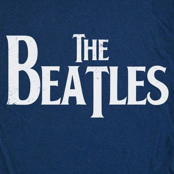 The Beatles T Shirt Vintage John Lennon Rock Band Tee