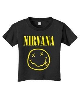 Nirvana Smile Toddler T-Shirt