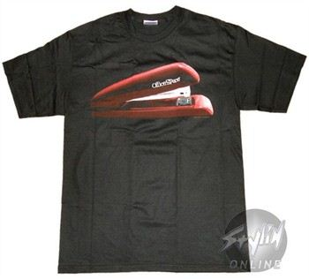 Office Space Stapler T-Shirt