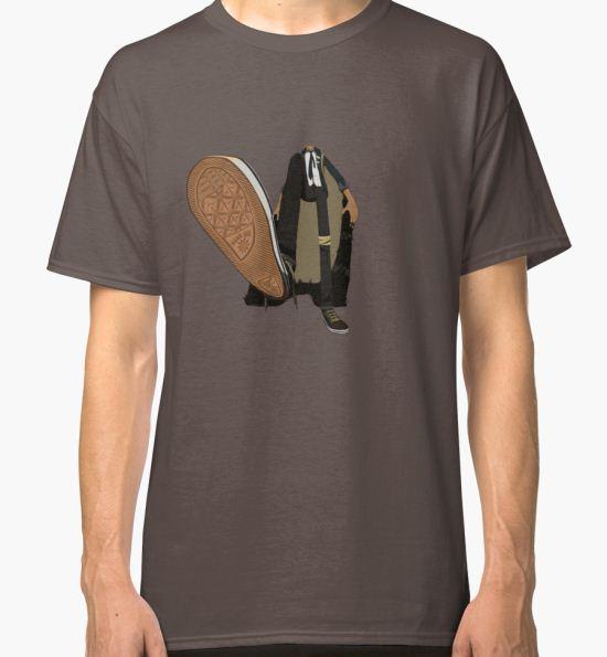 'R.I.P Goosebumps' Classic T-Shirt by DankAnk T-Shirt
