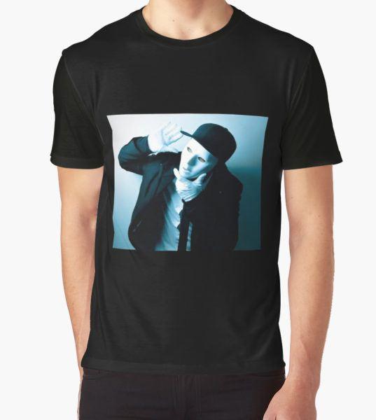 jabbawockeez tour date time 2016 th5 Graphic T-Shirt by taufikhidayah T-Shirt