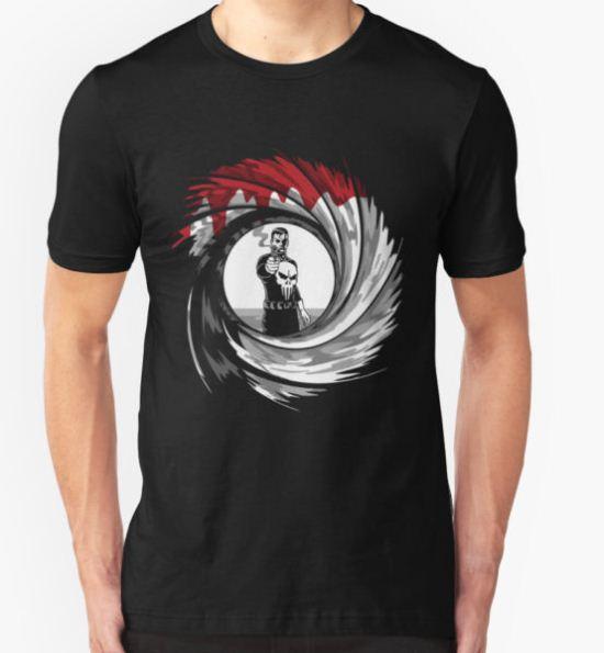 The Punisher T Shirt  T-Shirt by razer1412 T-Shirt